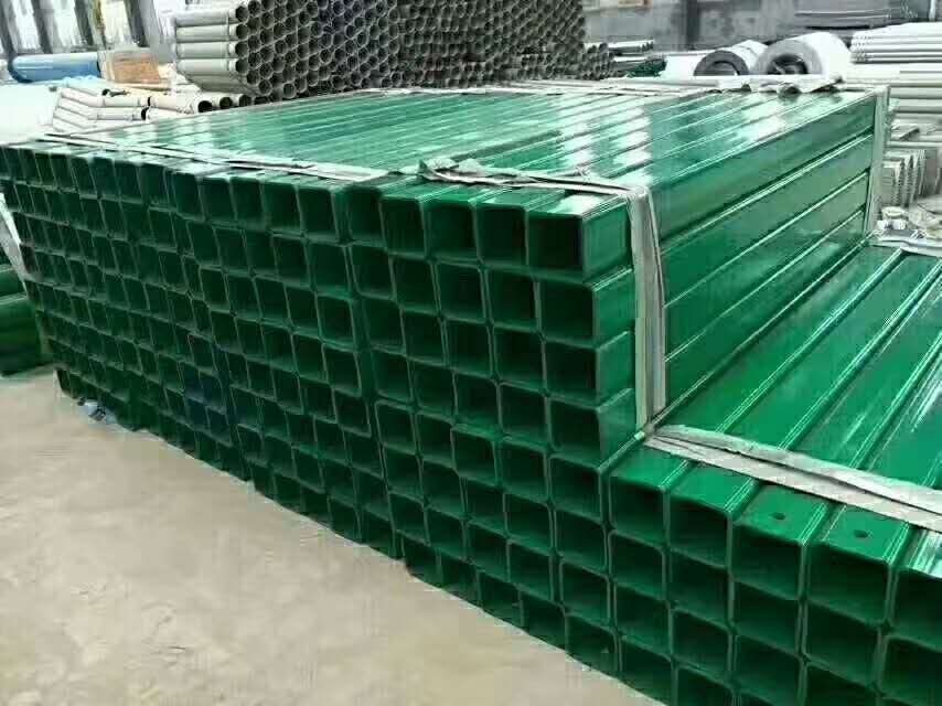 商洛市镇安县高速波形护栏材料价格