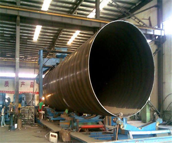 现货供应:DN300*8埋弧焊螺旋钢管每吨的价格