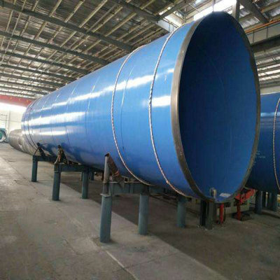 海林正负压通风用涂塑钢管厂家