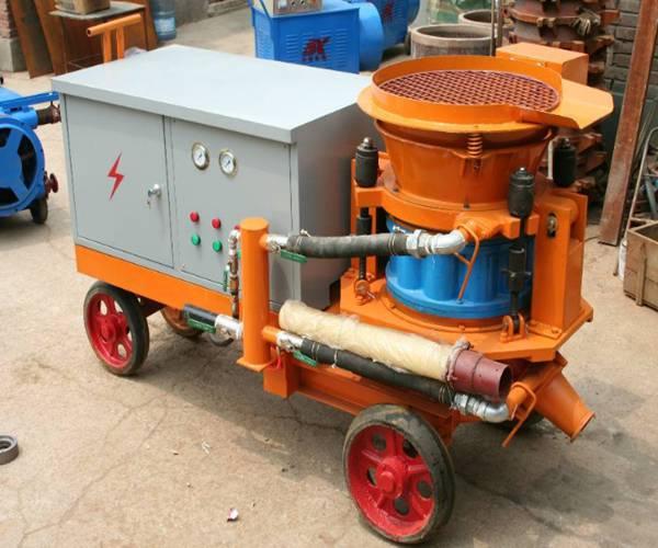 河池罗城干式喷浆机智能喷浆车