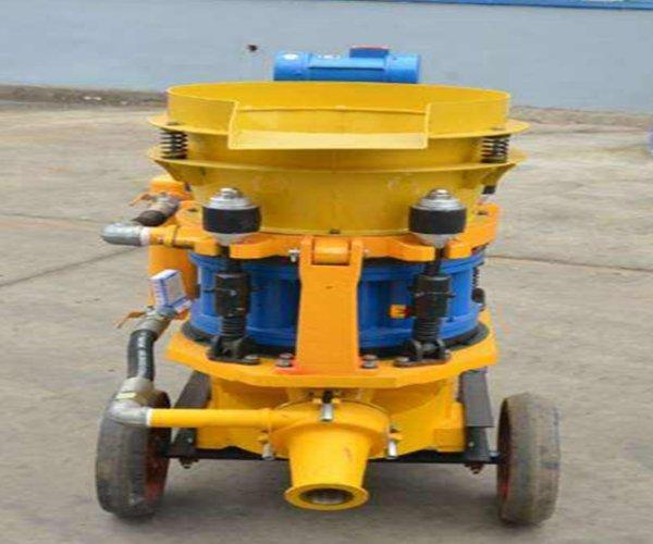 灵台砂浆喷浆机智能喷浆车