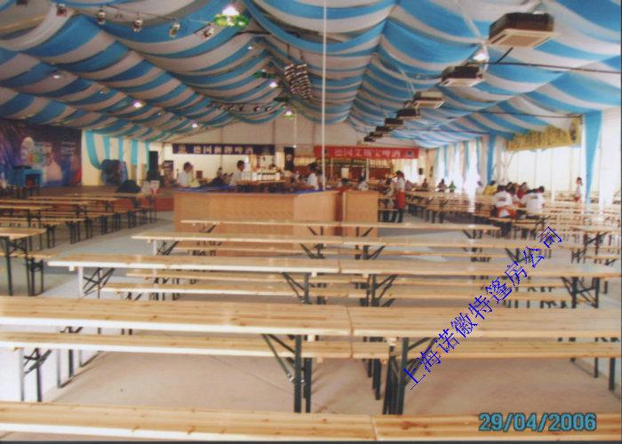 莱芜出租婚礼篷房_用于仓储,活动,展览,赛事_高端品牌-上海诺徽特篷房厂家