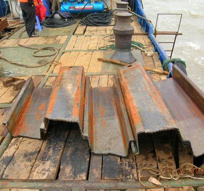 2021凯里市潜水打捞公司——打捞队伍