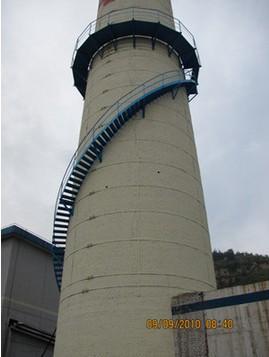 牙克石砖烟囱安装折梯公司——本地有爬梯安装施工队吗