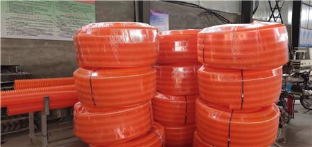 汉中Sn12.5MPP双壁波纹管(强电管道)厂销认证