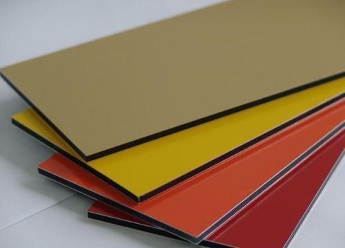 东莞红色铝塑板粉末铝单板信誉