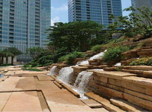 惠州水泥仿木栏杆制作【效果逼真自然】美和环境艺术