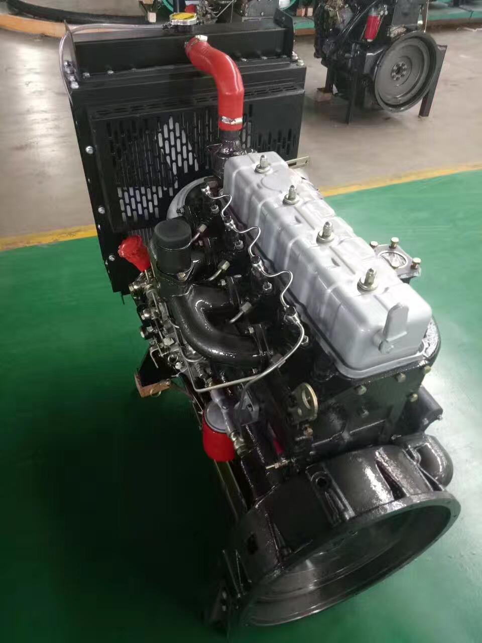 新巴尔虎右旗莱山临工装载机小铲车云内490发动机YN490GB全柴4JR3ABZ