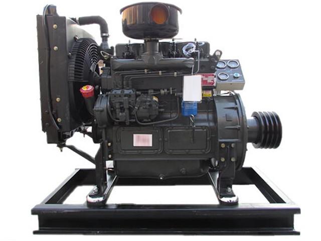 天河区凯动凯沃490发动机装载机铲车柴油机科发壹发卡特两缸发动机咨询