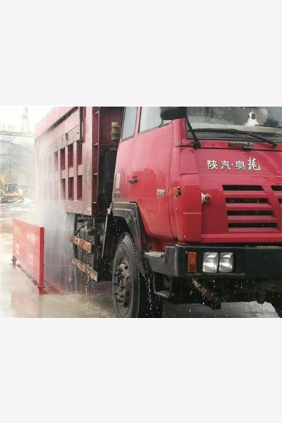 江北区建筑车辆洗车池供应