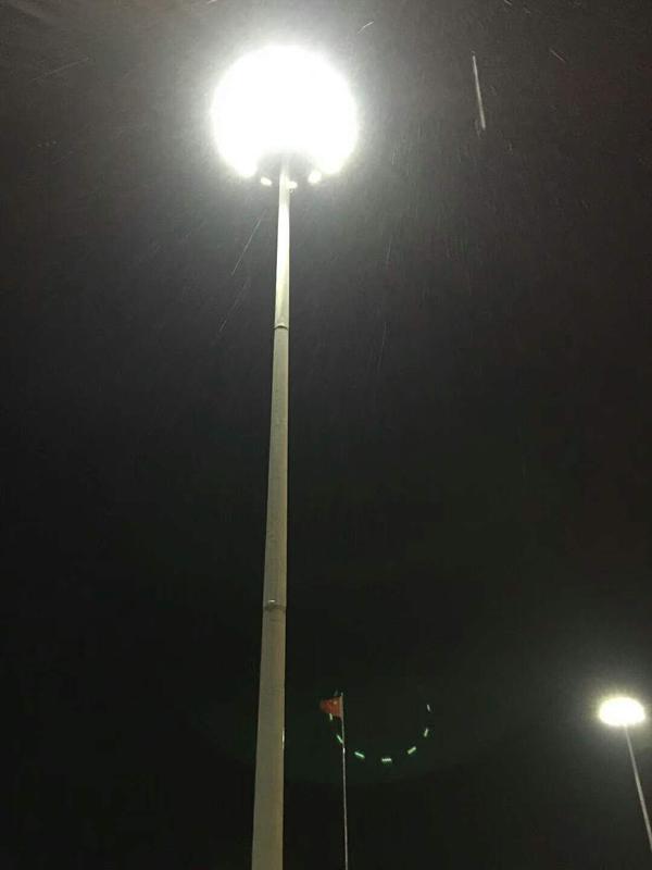 南平政和20米高杆灯厂家300瓦12火多少钱一套
