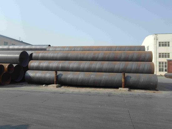 太湖排水用部标钢管价格