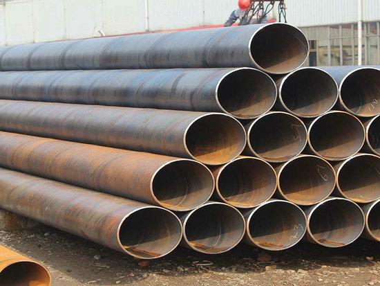 库尔勒低压流体输送螺旋钢管厂家
