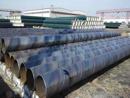 稷山螺旋焊接钢管规格