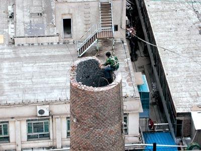 【5分钟前更新】章丘市混凝土烟囱拆除公司——施工团队