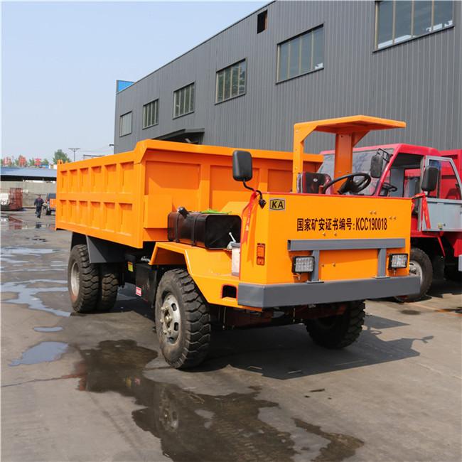 三门峡湖滨矿洞小型窄体运输车HF-058