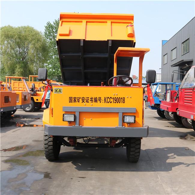 沧州任丘带矿安证的运输车工程底盘更耐用