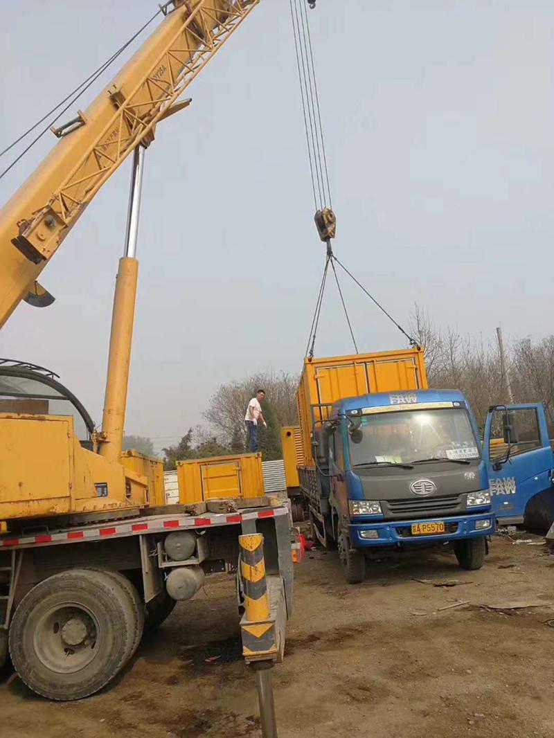 北京市东城区200千瓦发电机出租价格