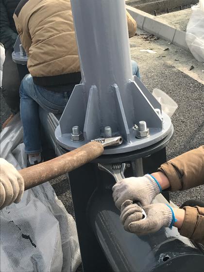 黔西南布依族苗族自治州地方特色定制监控杆杆件厂家制作厂家直销