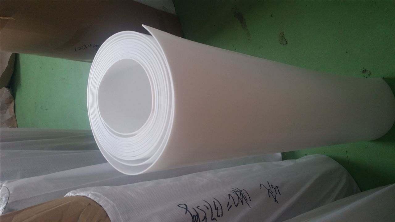 耐腐蚀管道5mm聚四氟乙烯板 管道底座5mm聚四氟乙烯板24小时热线-咸