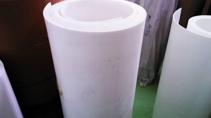 耐酸碱电厂管道5mm四氟板哪家好 张掖管道支架导轨聚四氟乙烯板厂家价格