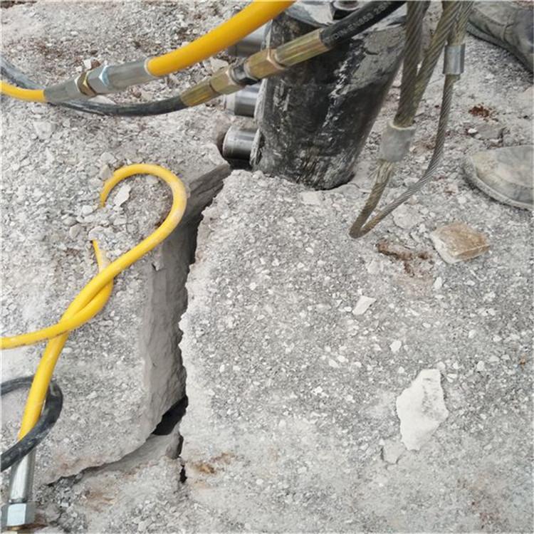温州竖井开挖劈裂机哪个质量好