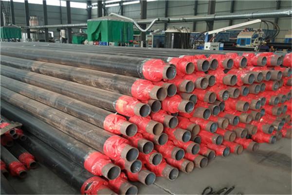 邑县采暖用DN700直埋保温钢管专业生产厂家