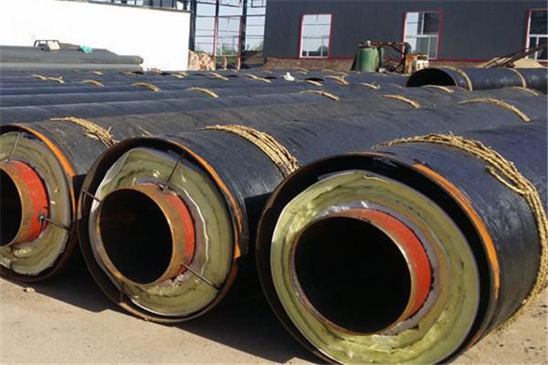 克山县钢套钢蒸汽无缝保温管多少钱价格