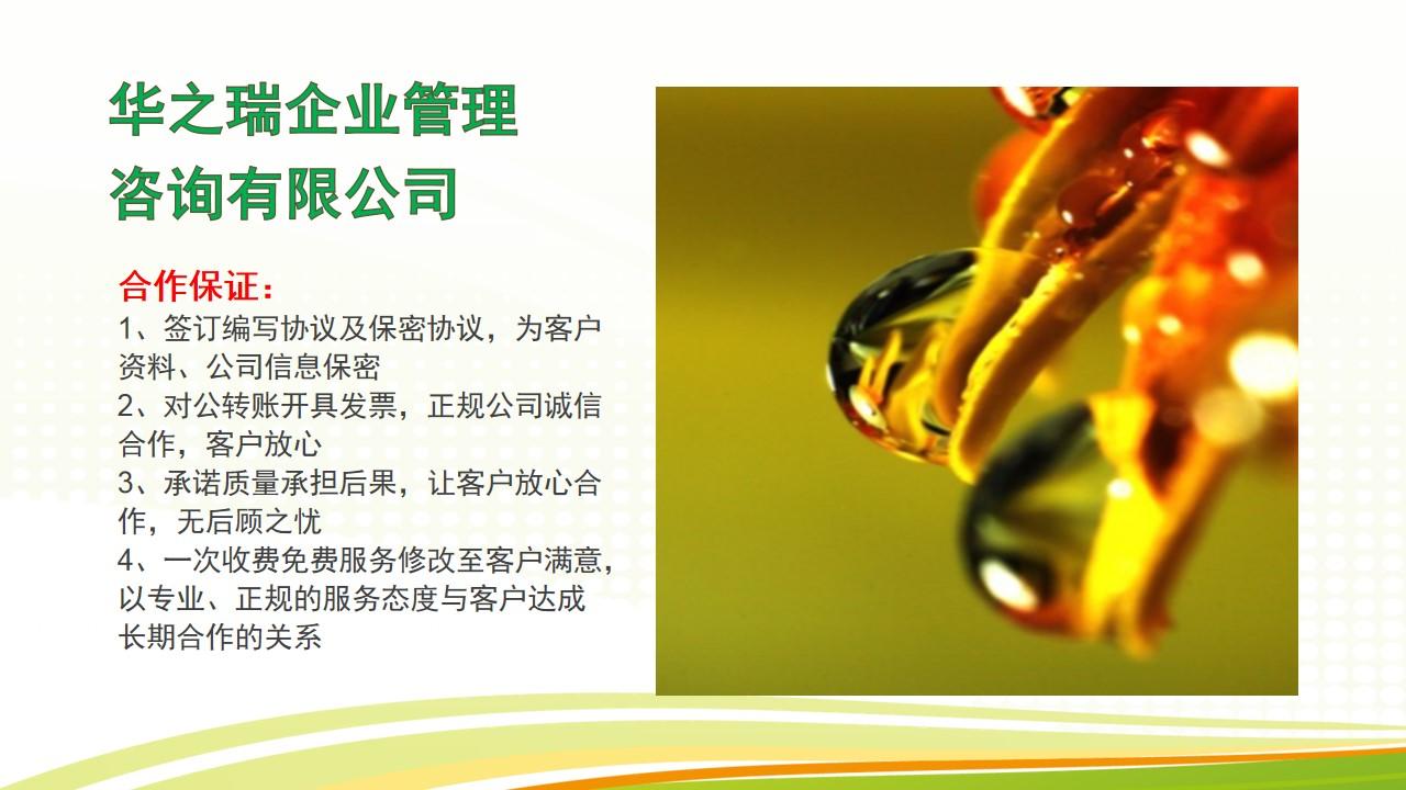 衡东县写可行性报告的公司/可行性报告编写有保证