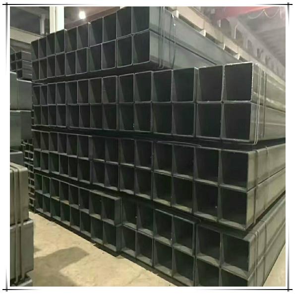 淮南超大大口径矩形管高质量  Q355D大口径矩形管一支起订