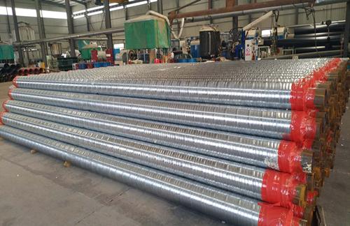 绥棱县D377聚氨酯发泡保温钢管优惠价