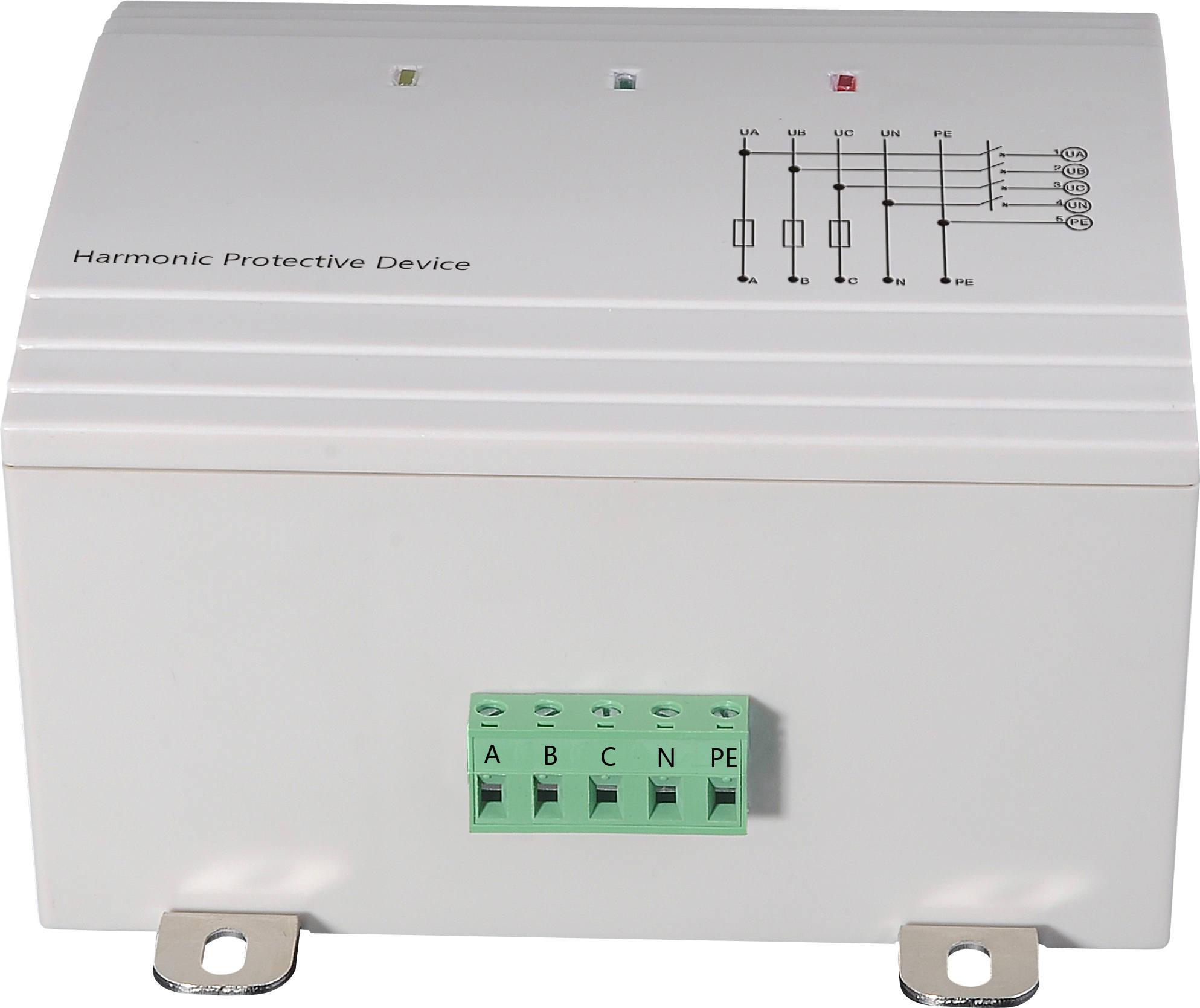 通辽科尔沁电动机保护器NZB379M-65201010高清图