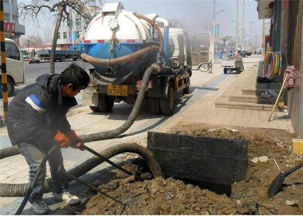 唐山滦州市抽污水淤泥清理价格优惠