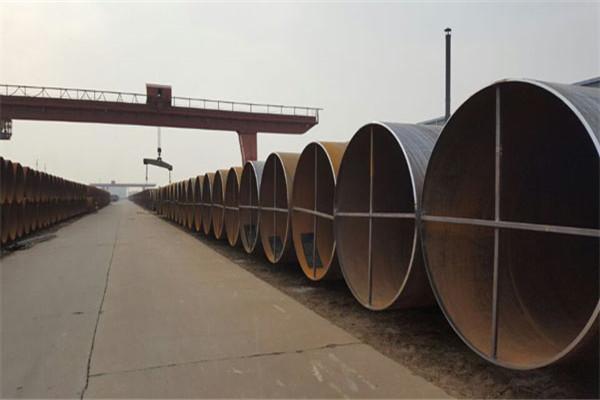 输水用Q235B螺旋焊接钢管哪家好:贞丰县