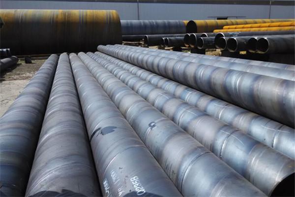 内外喷涂环氧树脂粉末螺旋焊接钢管哪家好:秦皇岛市