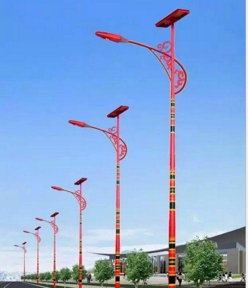 永宁3米4米庭院灯多少钱太阳能路灯厂家