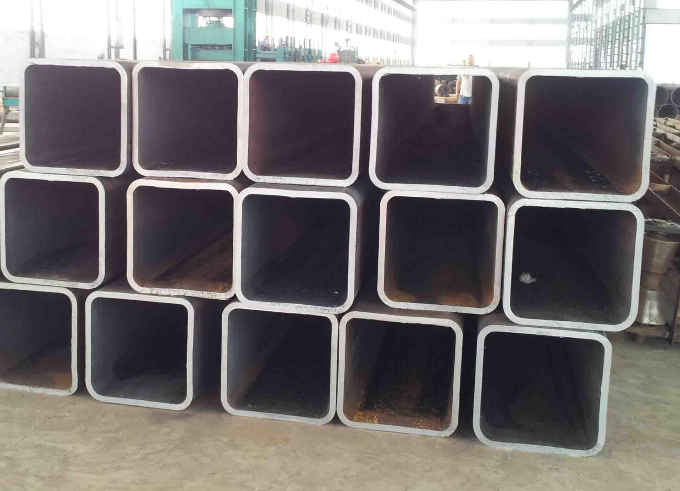 安徽黄山Q355B方矩管40*60*2.0生产厂商