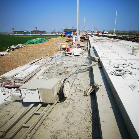 黑河桥梁拆除切割绳锯混凝土切割拆除
