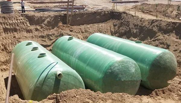 九台消防蓄水池,70立方直埋式抗压化粪池作用
