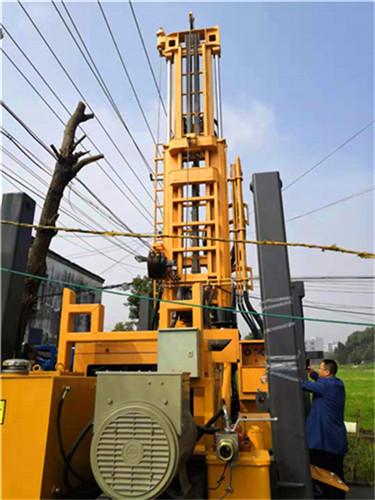 石台专业打井公司钻井技术好的打井队