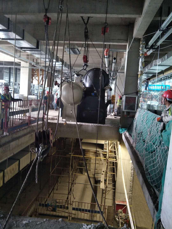 济南商河大型设备安装公司@搬运方案