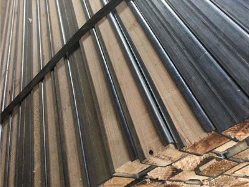 增城70型钢包木生产基地