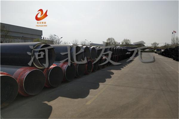 任城区内管377钢套钢蒸汽保温管道特点
