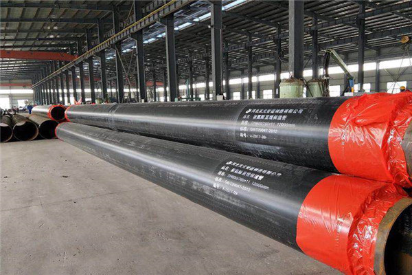 和布克赛尔蒙古自治县国标聚氨酯直埋保温管生产厂家