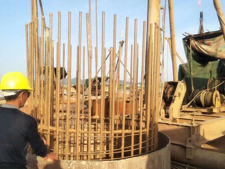 莱芜铺设水下管道单位-水中沉管工程