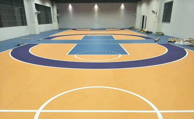 淮北网球场塑胶场地厂家(欢迎)