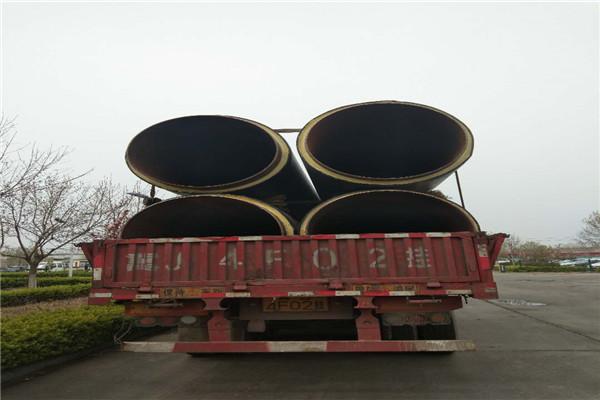 邢台县外滑动钢套钢蒸汽直埋保温管厂家