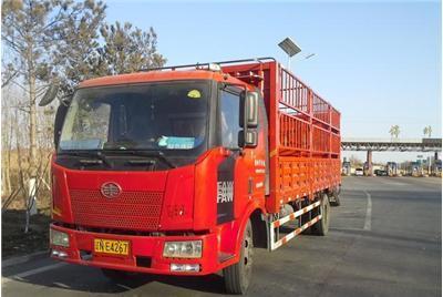 衡阳南岳到广州白云高栏车平板车厢式货车出租找车
