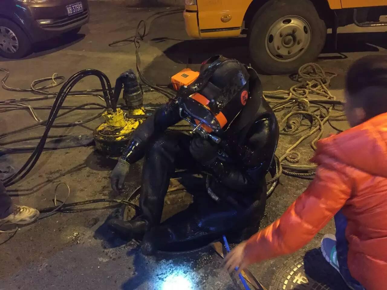 锦州市义县市政管道封堵堵漏清淤疏通
