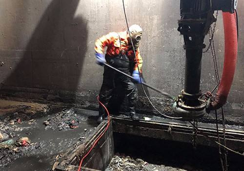 唐山陡电区清理沉淀池专业服务